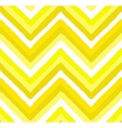 Yellow Painted Chevron Pattern vector image vector image