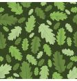 background with leaves vector illustration vector image vector image