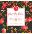 Invitation Congratulation Card - for Wedding vector image vector image