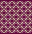 seamless pattern in oriental style vector image