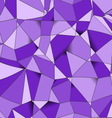 Fragment of abstract purple background vector image vector image