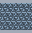 geometric triangle pattern vector image vector image