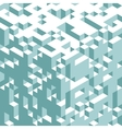 abstract 3d geometrical background mosaic