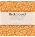 Abstract background in flat style vector image