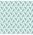 Geometrical light green blue seamless pattern vector image vector image