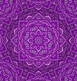 violet floral ornament background vector image vector image