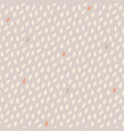 abstract simple spotted seamless pattern vector image