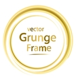 grunge frame retro vector image vector image
