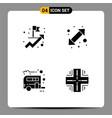 pack 4 creative solid glyphs achievement