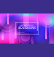 stylish abstract background with bright colors vector image vector image