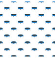 trampoline pattern seamless vector image vector image