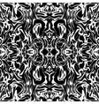 Art abstract irregular web marble print template vector image