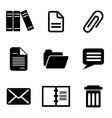 Computer message icons