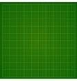 millimeter radar oscillograph paper vector image vector image