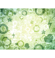 different shapes grunge background vector image vector image