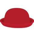 Red hat vector image vector image