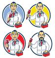 Auto Doctor vector image