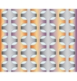 Orange -and violet pattern vector image