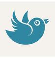 Abstract Bird vector image vector image