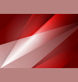 red geometric abstract background with copy space vector image