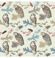 Vintage animal patterns