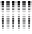 Stars Halftone Pattern vector image vector image