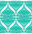 Vintage seamless pattern with gemstones vector image vector image