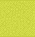 seamless geometric pattern colorful design vector image vector image