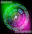 Abstract background 01 vector image