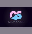 qs alphabet letter join joined letter logo design vector image vector image