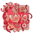 love for valentines day vector image