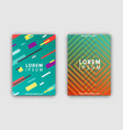 modern design covers set