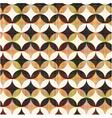 Seamless abstract geometric circle pattern