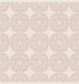 buddha seamless nude pattern mandala background vector image