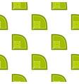 green baseball field pattern seamless vector image vector image