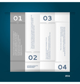 Vertical Design Banners Template vector image