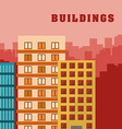 Building design vector image