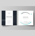 the minimal of editable layout vector image