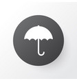umbrella icon symbol premium quality isolated vector image