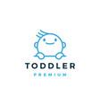 baby toddler logo icon