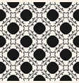 black white seamless pattern in oriental style vector image vector image
