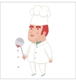 Cook Dodo people collection vector image
