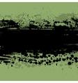 Grunge blots background vector image