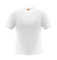 T Shirt Man vector image