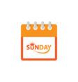 calendar icons for web design calendar symbol vector image