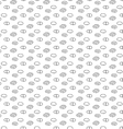 Mail note sms pattern seamless vector image vector image