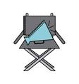 movie and cinema design vector image vector image