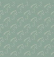 seamless pattern beige horses green background vector image