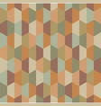 modern seamless colorful geometry vector image