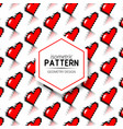 8 - bits isometric pattern design